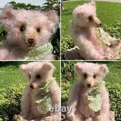 12 Mohair Artist Teddy Eloise Webbery by Rachel Ward of Barricane Bears OOAK