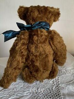 15 Artist Teddy Bear'Carmichael' by Kathleen Wallace OOAK