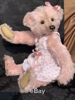 16 Artist Teddy Bear'Rosemary Marie' by Sharon Barron of Barron Bears OOAK