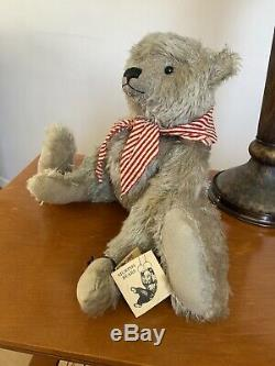 16 Mohair Artist Teddy Bear Rudy by Pat Murphy 1995 Toby Nominee