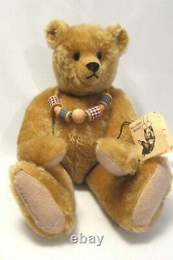 16 OOAK Artist Teddy Bear By Pat Murphy 1993