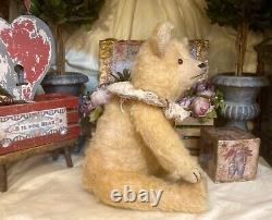 17 Ooak Teddy Bear'emmett' New 1914 Series By Deb Beardsley/beardsley Bears