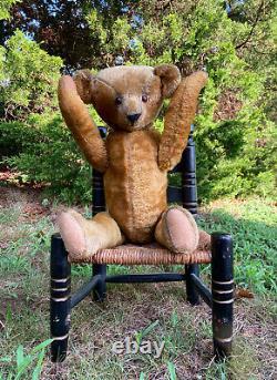 21 Early American Antique 1912- 1914 Ideal Teddy Bear