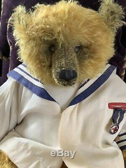 22 Mohair Artist Teddy Bear Arley by Pat Murphy - OOAK Perfection