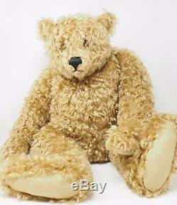 26 Artist Mohair OOAK Teddy Bear Mohair Curly Classic by Pat Murphy c 1995
