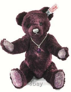 Amethyst Teddy Bear by Steiff EAN 035159