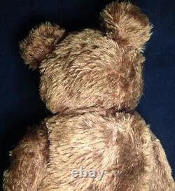 Antique Large Mohair Teddy Baby Bear