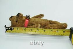 Antique Mohair Jointed Teddy Bear