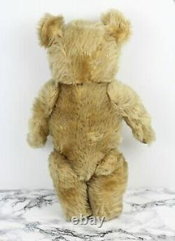 Antique/Vintage Chiltern 1950s Mohair Old Teddy Bear Collectors