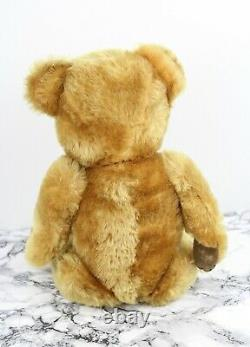 Antique/Vintage Pedigree 1950s Mohair Old Teddy Bear Collectors