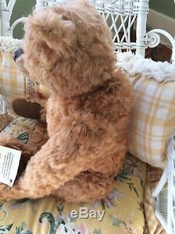Artist Teddy Bear 22 Elenore By Heidi Steiner, Steiner Bears Wisconsin