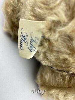 Atlantic Bears Artist Teddy Bear 56cm Light Blond Mohair Fabulous