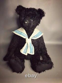 Bear teddy. Blackie