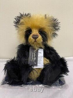 Charlie Bears Anniversary Dion Mohair 2020 Teddy Bear Limited #128 12