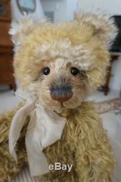 Charlie Bears Isabelle Lee Munroe Mohair Jointed Teddy Bear