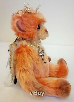 Charlie Bears Sirocco Fairy Teddy Bear Mohair Limited Edition SJ6049A