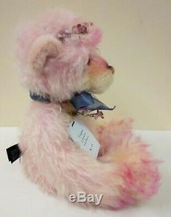 Charlie Bears Tatyana Mohair Teddy Bear SJ5943
