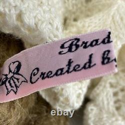 Dainty Daisy OOAK Artist Teddy Bear Judy Fellows Bradgate Bears 24cm