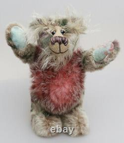 Ecclefechan by Barbara-Ann Bears English artist collectable teddy bear OOAK
