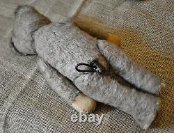 German Mohair Yes-No Tricky Teddy Bear by Schuco