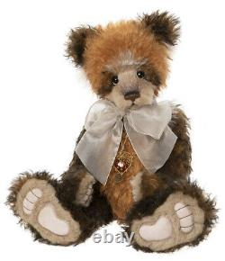 Greta Isabelle Collection by Charlie Bears limited edition teddy SJ6001B