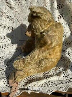 Help Me! Repair/Restore JK Farnell Teddy Bear -Old Vintage Antique Mohair TLC