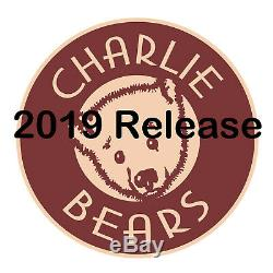 Hepburn Mohair Teddy Bear by Charlie Bears 21 SJ5548