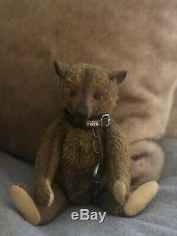 Julia valeeva Ooak Mohiar Teddy Bear