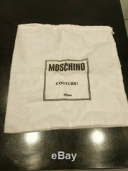 MOSCHINO COUTURE Teddy bear crossbody bag Authentic