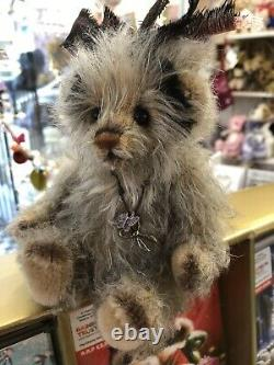 Maude teddy Minimo Collection by Charlie Bears 321/600 limited edition
