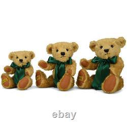 Merrythought Shrewsbury teddy bear classic mohair 25cm / 10 inches SHR10SY