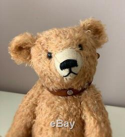 OOAK Artist Mohair Teddy Bear 12 Vintage style by Jac-Q-Lyn Bears