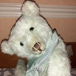 One of a kind artist teddy bear by Dany Melse. Stunning