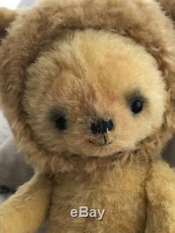 Ooak Brand New Mohair Teddy Bear