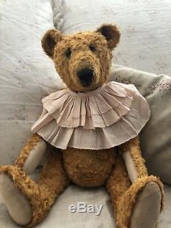 Ooak Mohair Teddy Bear