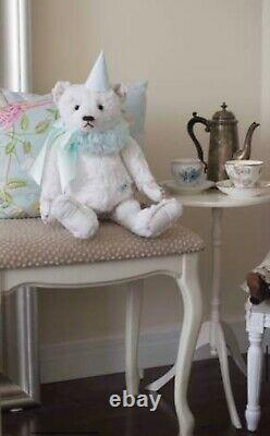 Ooak mohair one of a kind artist teddy bears