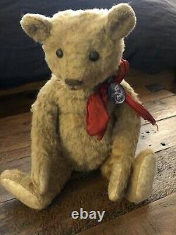 Ooak mohair one of a kind artist teddy bears by Susanne Tauber