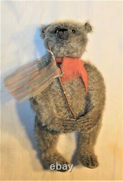 Pat Murphy Webster 2003 Artist Signed 14 Mohair Teddy Bear Murphy Bears