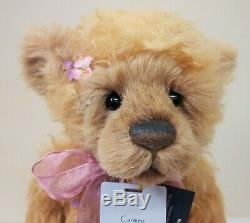 SJ5907 Carmen Mohair Limited Edition Teddy Bear by Charlie Bears