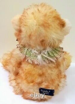 SJ5956 Isabelle Masterpiece 2019 Mohair Teddy Bear Charlie Bears