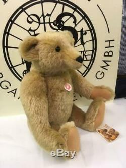 STEIFF EAN 000256 Classic 1906 Replica Teddy bear Mohair