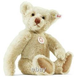 STEIFF EAN 021428 Rasmus Teddy Bear New Ltd Edition in Steiff Gift Box