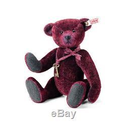STEIFF EAN 034343 Basco Teddy bear Limited Edition Mohair