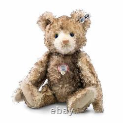 STEIFF EAN 403286 Teddy Bear Petsy Replica of 1928 LTD ED with Growler