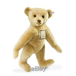 STEIFF Jubilee Teddy bear Large Limited Edition EAN 664373 52cm collectors New