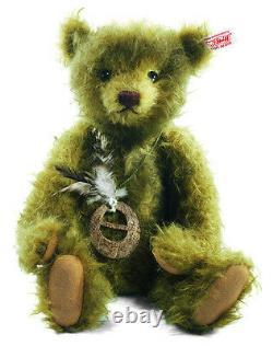 STEIFF Jules, The Jungle Teddy Bear Ltd Mohair EAN 034947