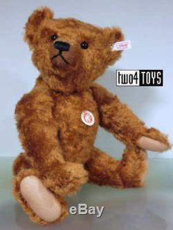 STEIFF Ltd JOHANN TEDDY BEAR WITH GROWLER 45cm/18in. EAN 036835 BOXED RETIRED