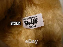 STEIFF Ltd TEDDY BEAR 1906 REPLICA 50cm / 20in. EAN 403316 BOXED RETIRED
