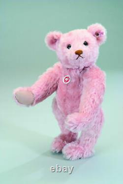 STEIFF TEDDY ROSE Bear 2005 17.3 Jointed Mohair ID's LE 3000 New