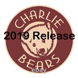 Shamrock Mohair Teddy Bear by Charlie Bears 11 SJ5948C